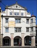 Image for Sundials at Lesser Town Square / Slunecní hodiny na Malostranském námestí (Prague)