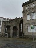 Image for Who cares for the ruins of Santo Domingo? - Pontevedra, Galicia, España