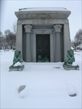 Image for Friedley Mausoleum - Naperville Cemetery - Naperville IL