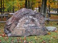 Image for WM Wright Memorial Pet Cemetery - St. Joseph Island, ON, Canada
