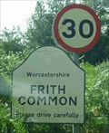 Image for Frith Common, Worcestershire, England