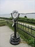 Image for Binoculars, Eastern Promenade, Portland, Maine