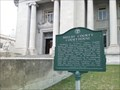 Image for Marker - Shelby County Courthouse
