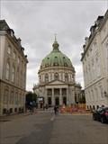 Image for Frederik's Church (The Marble Church) -  Copenhagen, Denmark