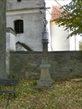 Image for Churchyard cross - Zhor, Czech Republic