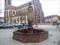 Image for Stockbrunna fountain, Cernay, Haut-Rhin/FR