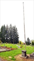 Image for Pleasant Hill Cemetery Veterans Memorial - Pleasant Hill, OR