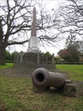 Image for Boer War Memorial, Hamilton, Victoria