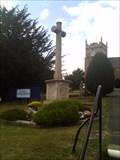 Image for Cubbington's Combined War Memorial, Warwickshire.