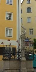 Image for Fortitudobrunnen, Fischmarkt, Regensburg - Bavaria / Germany