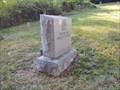 Image for Miller Lea - Rogersville Methodist Church Cemetery - Rogersville, TN - USA