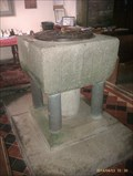 Image for Baptism Font, St Genesius -  St Gennys, Cornwall
