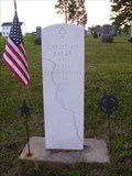 Image for Pvt. Christian Baker - Morrow County, Ohio.