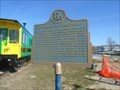 Image for THE LONDON AND PORT STANLEY RAILWAY - Port Stanley, Ontario