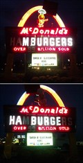 Image for Neon McDonald's - Huntsville, AL