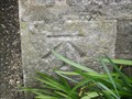 Image for Cut Bench Mark - Holy Trinity Church, Sandgate Road, Folkestone, UK