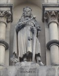 Image for Monarchs - King Charles II On Side Of City Hall - Bradford, UK