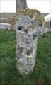 """Image for Croix en tuf """"La croix qui corne"""" - Cambron, France"""