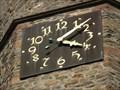Image for Clock at St. Chrysanthus und Daria Church - Kirchplatz, Bad Münstereifel - NRW / Germany