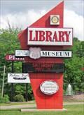 Image for Historic Route 66 - Route 66 Museum - Lebanon, Missouri, USA.