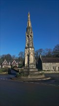 Image for Village Fountain and Memorial Cross, Ilam Moor Lane, Ilam, Staffordshire. DE6 2AZ