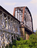 Image for Emory River Railroad Bridge - Harriman, TN