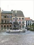 Image for Oorlogsmonument, Tongeren, Limburg, Belgium