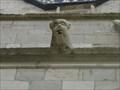 Image for Long Haired Monkey Gargoyle - Christchurch Priory, Dorset, UK