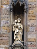 Image for St. Joseph with infant Jesus at the St. Joseph's Church, Speyer  - RLP / Germany