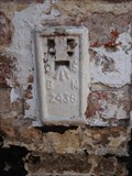 Image for Flush Bracket on Old Post Office, Alfriston, Sussex.