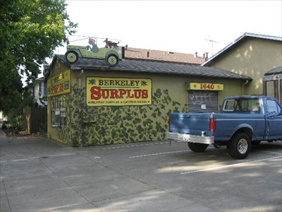 Military Surplus Store Serving the Washington, DC metro area, including Gaithersburg, Germantown, Bethesda, and Potomac, Ranger Surplus is your local Army Navy Surplus Store. We offer a wide range of common-sense gear and clothing that you'd be hard pressed to find elsewhere!