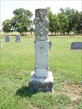 Image for Kate Newberry - Connor Cemetery - Dike, TX