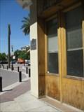 Image for John L Briscoe Plaque - Stockton, CA