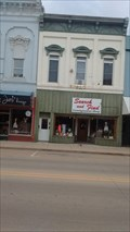 Image for Canfield Grocery and Willow Ware Store - Water Street Commercial Historic District - Sparta, WI