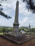 Image for Zachariah Bennett Obelisk - Greene County, TN