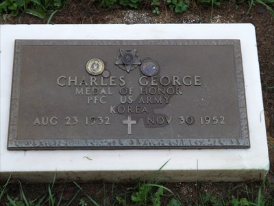 KIA Korean Conflict, he was a medic in the US Army, gave his life saving others.