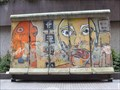 Image for Five Berlin Wall Slabs - New York, NY