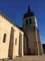 Image for Repère géodésique de l'église d'Orsennes