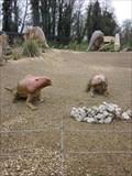 Image for Protoceratops, Drayton Manor, Tamworth, Staffordshire, England, UK