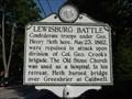 Image for Lewisburg Battle