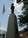 Image for Memorial to Confederate Soldiers of Patrick County - Stuart, Virginia