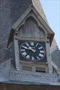 Image for Church Clock - Maringues - Puy de Dôme - France