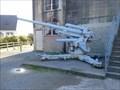 Image for Canon de 88 mm antiaérien - Batz , Bretagne, France