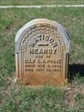 Image for Matison Hearsy Prine - Grapevine Cemetery - Grapevine, TX