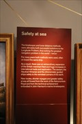 Image for Safety at Sea -- Flamsteed House, Royal Observatory, Greenwich, London, UK