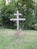Image for Orthodox Christian Cross - Cítoliby, Czechia