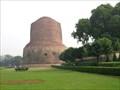 Image for Dhamek Stupa - Sarnath, Uttar Pradesh, India