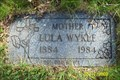 Image for 100 - Lula Wykle - East Cleveland, Ohio