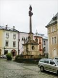 Image for Plague Column - Sumperk, Czech Republic