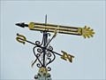 Image for Former Union Church Weathervane - Columbia Falls, ME